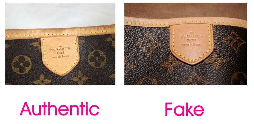 How to distinguish between a real and fake Louis Vuitton