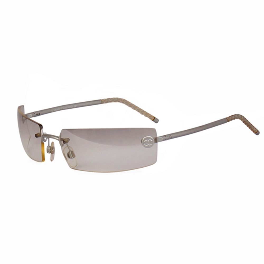 bc6096e02185 CHANEL Sunglasses 4047 Silver