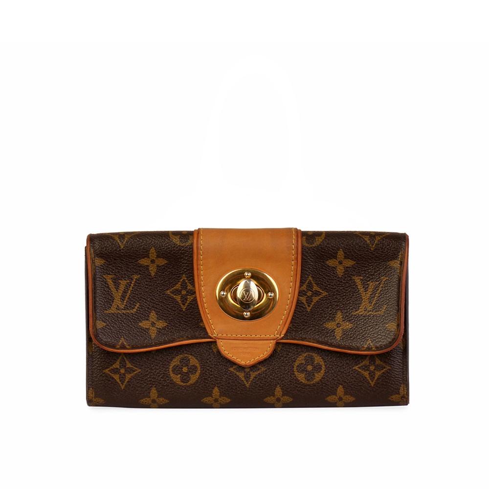 76f35328e76d LOUIS VUITTON Monogram Boetie Wallet