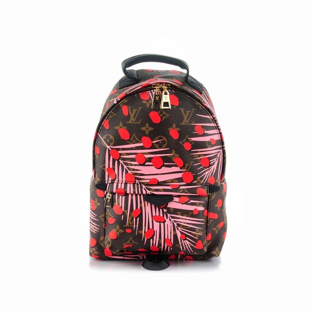 09659c36dca LOUIS VUITTON Monogram Jungle Dots Palm Springs Backpack PM - NEW
