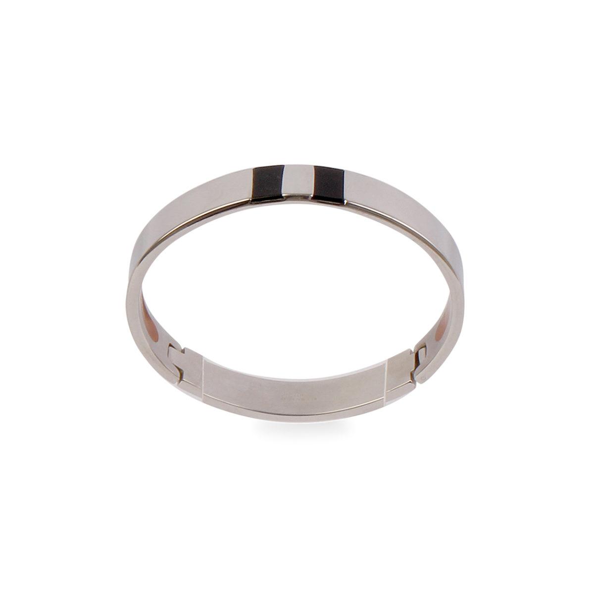 montblanc men 39 s bracelet stainless steel luxity. Black Bedroom Furniture Sets. Home Design Ideas