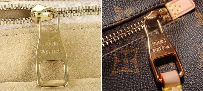 hardware of louis vuitton handbag