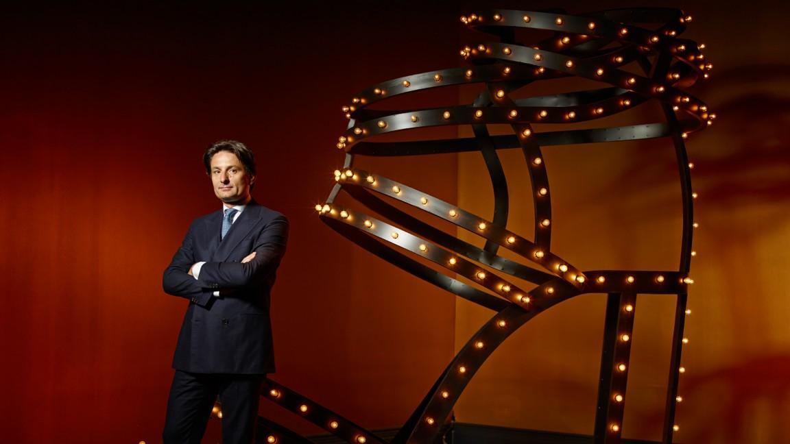 Hermes CEO Axel Dumas