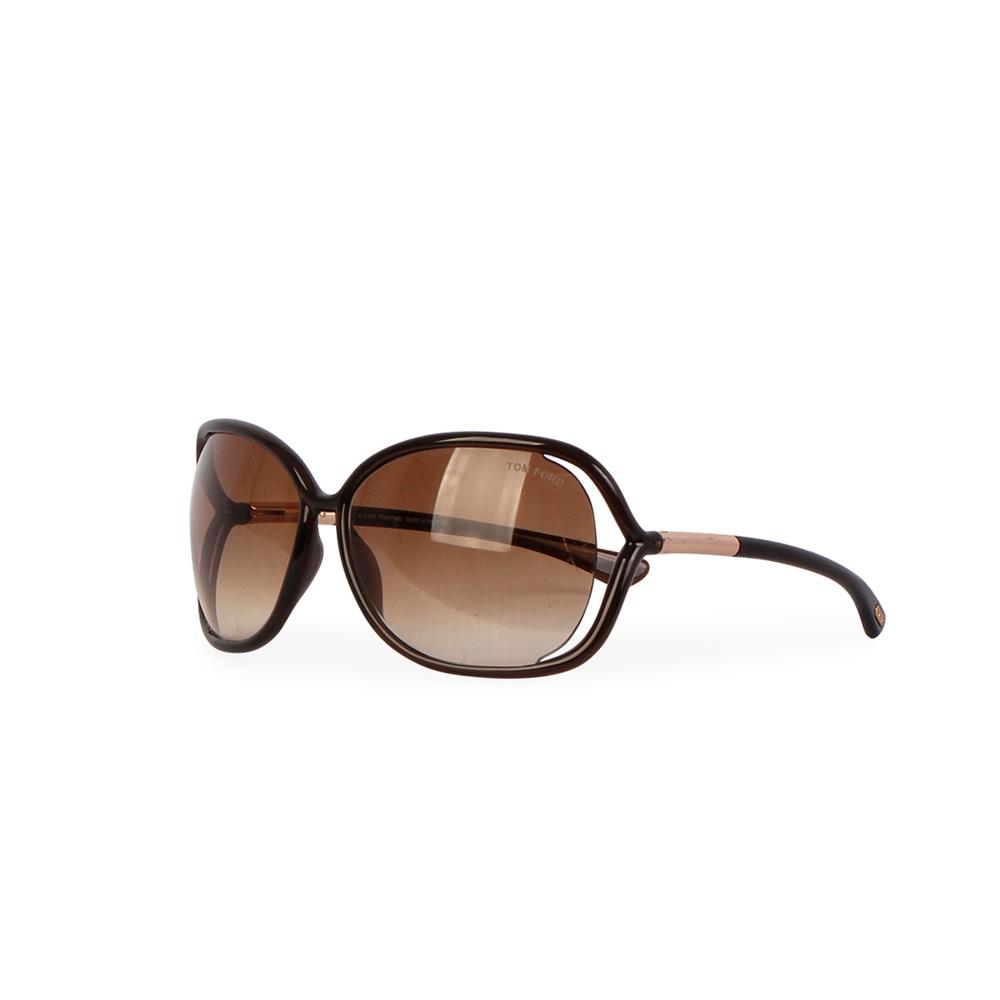 3c28743ded7e TOM FORD Raquel Sunglasses TF76 Brown