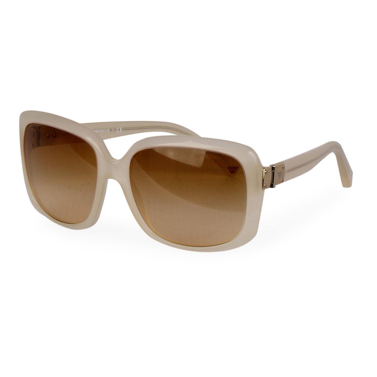 35b8d63aa73 EMPORIO ARMANI Sunglasses EA 4008 5082 Opal Beige