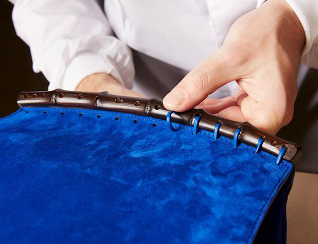 The Making of a Designer Handbag