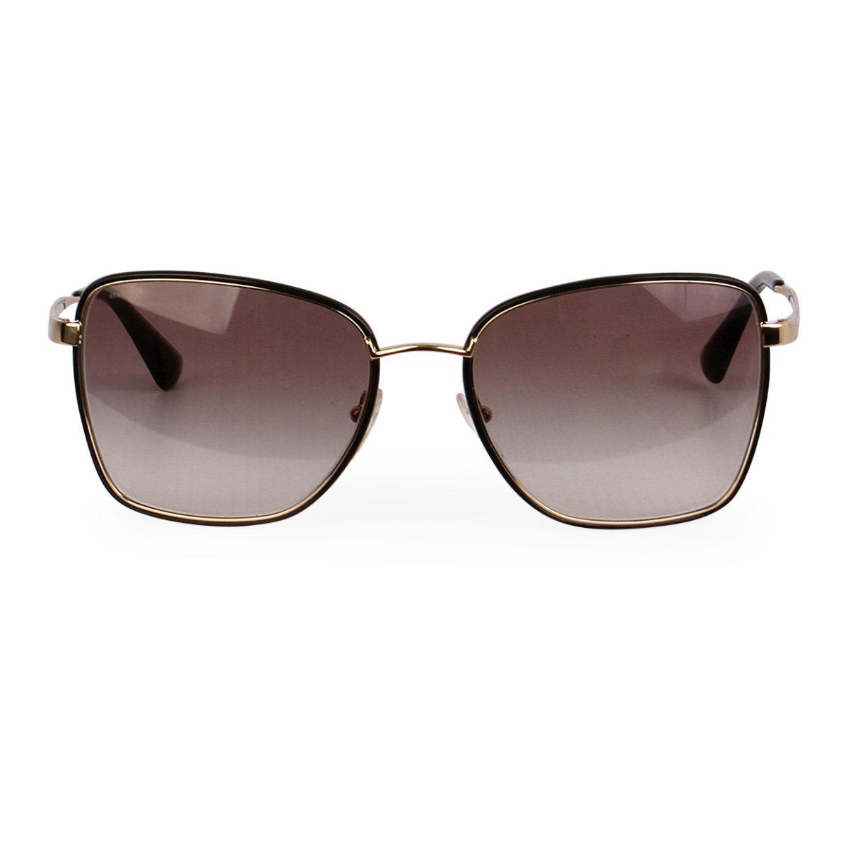851ca987c9f1f PRADA Tortoise Sunglasses SPR 52S Black