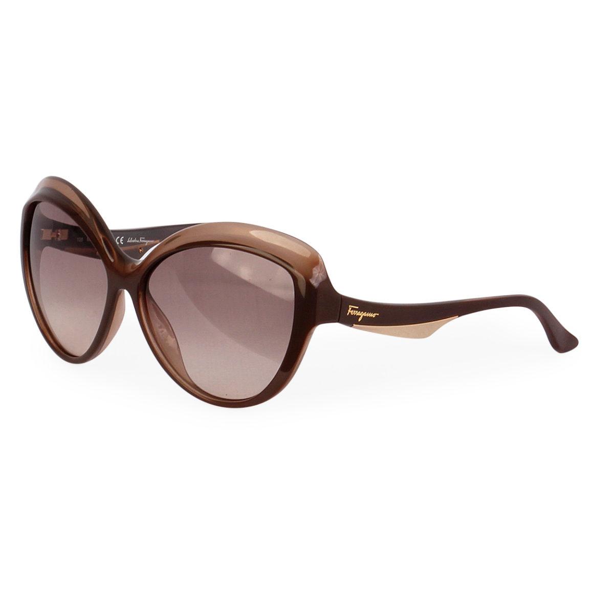 f7e877b6cad SALVATORE FERRAGAMO Sunglasses SF705S Grey