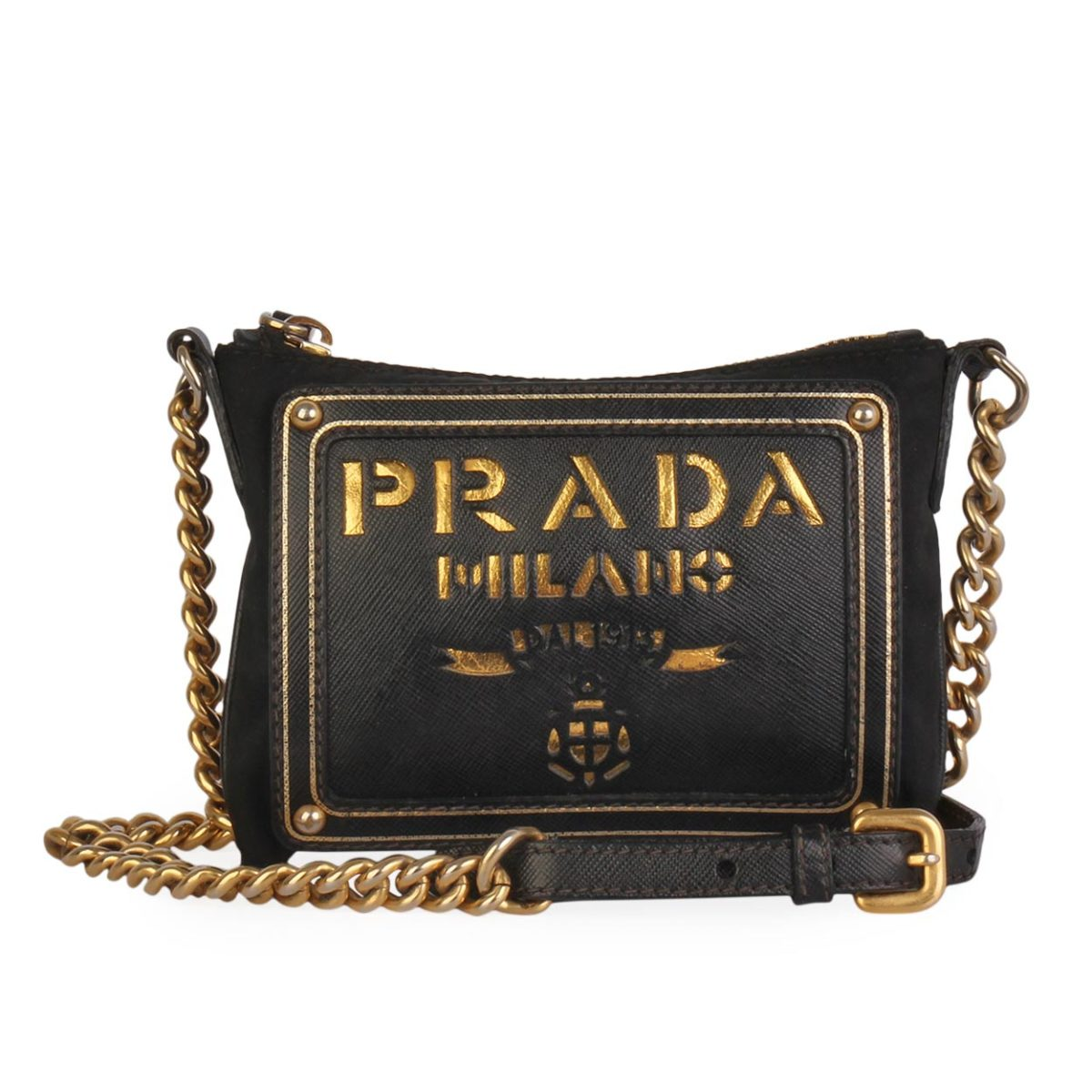 3d0cb76f8c0a sweden prada saffiano leather nylon cross body bag black luxity add7b d052d