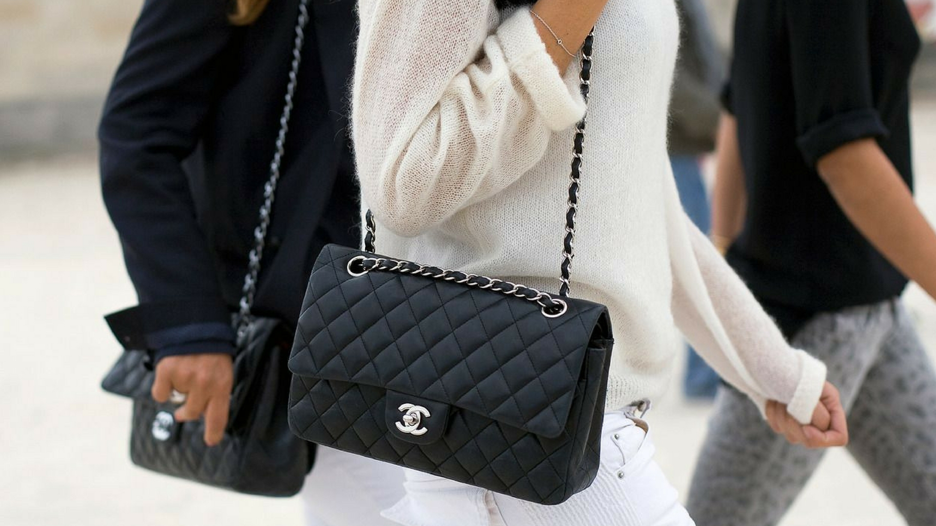 Coco Chanel Shoulder Bag