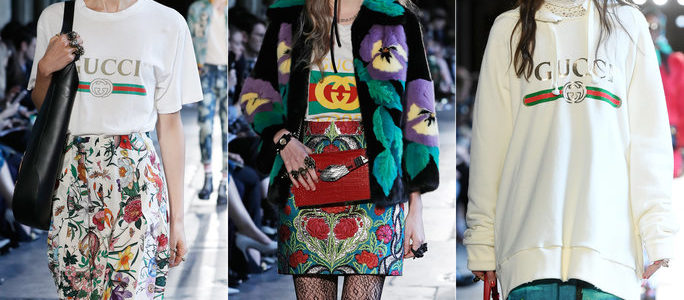 The Rise of Logomania – from the Gucci interlocking G to the Fendi's double F