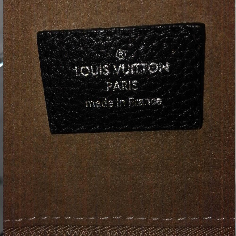 c70c2c1d645d LOUIS VUITTON Mahina Babylone PM Noir
