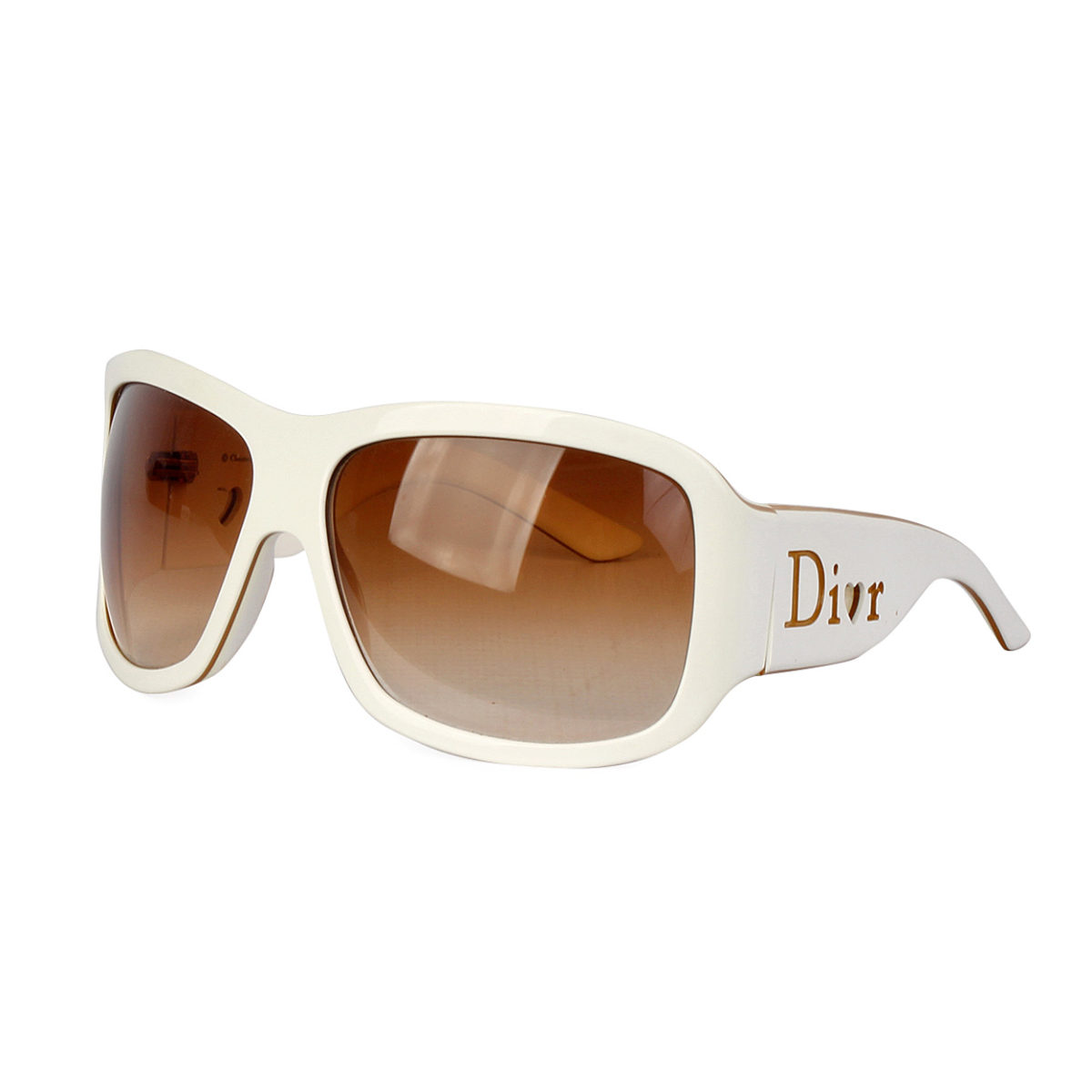 3d8a6c87b336 CHRISTIAN DIOR Lovingly Dior 1 Sunglasses White