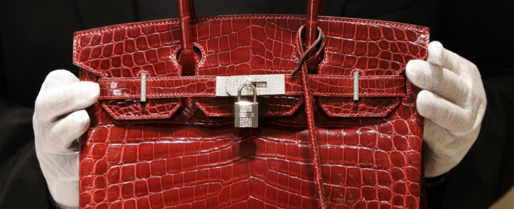 Hermès handbags are worth more than Gold!