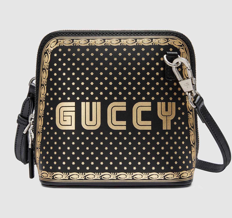 Gucci Mini Guccy Shoulder Bag