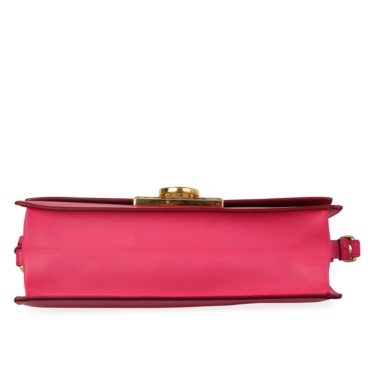8a2d7c484074 SALVATORE FERRAGAMO Leather Aileen Cross Body Bag Pink