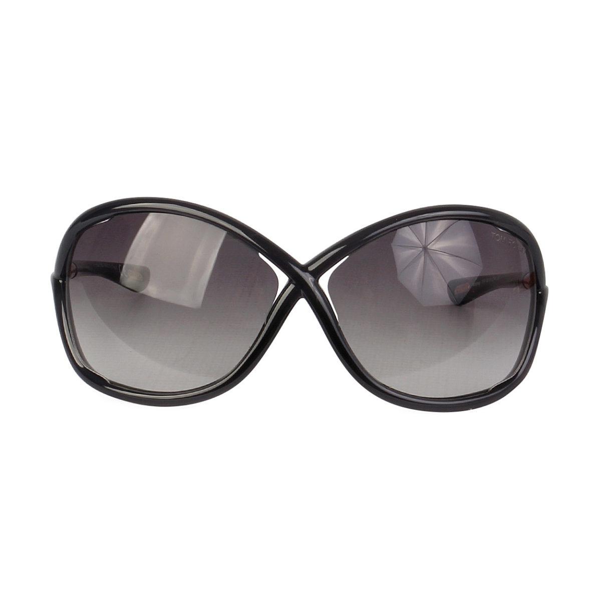 baec5299164f4 TOM FORD Whitney Sunglasses TF9 B5 Grey