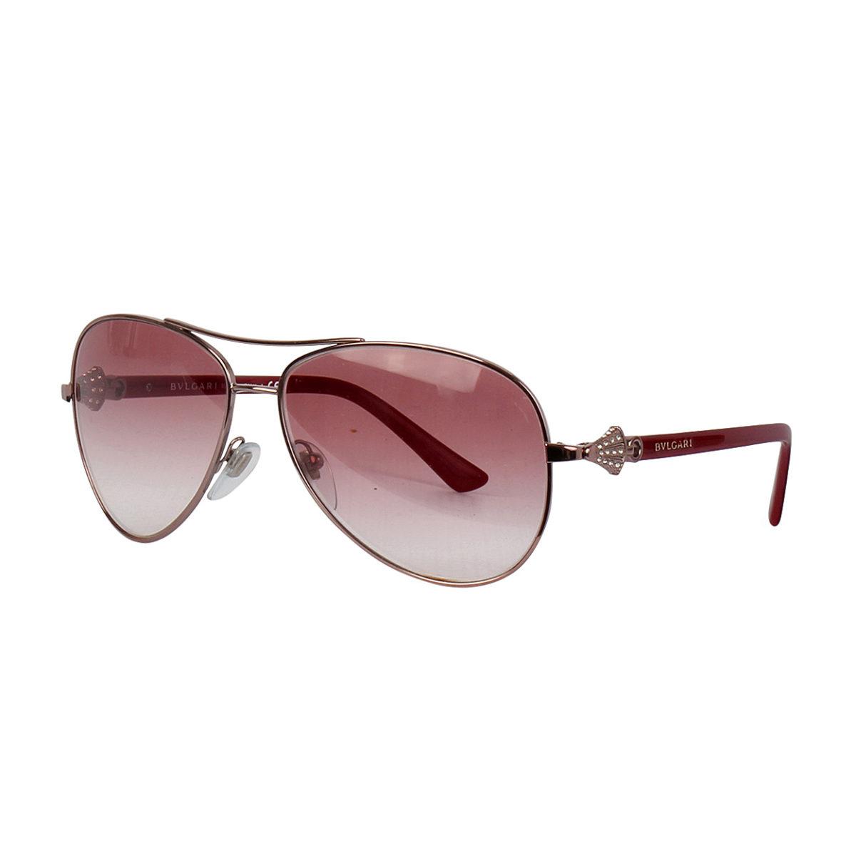 98a7837235a BVLGARI Sunglasses 6073B Violet