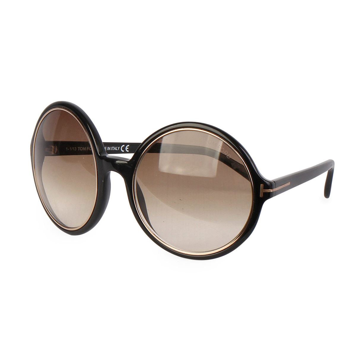 75fe760a8c187 TOM FORD Carrie Sunglasses TF268 Brown