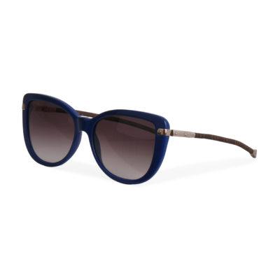 586bd8f789 LOUIS VUITTON Monogram Charlotte Sunglasses Z0745W Blue