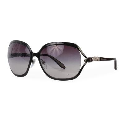 b76e4e27f21 BVLGARI Diamond Sunglasses 6037-B Black