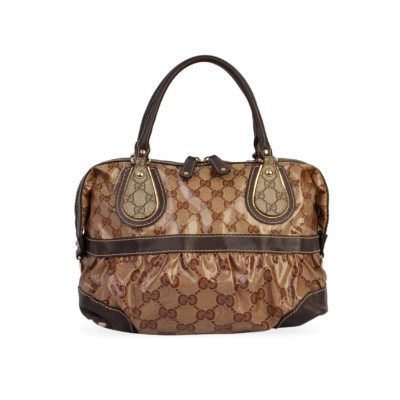 c4984a10cd25 GUCCI GG Crystal Hysteria Crest Tote. $ 1,679.00 $ 730.00 Select options ·  Promo!