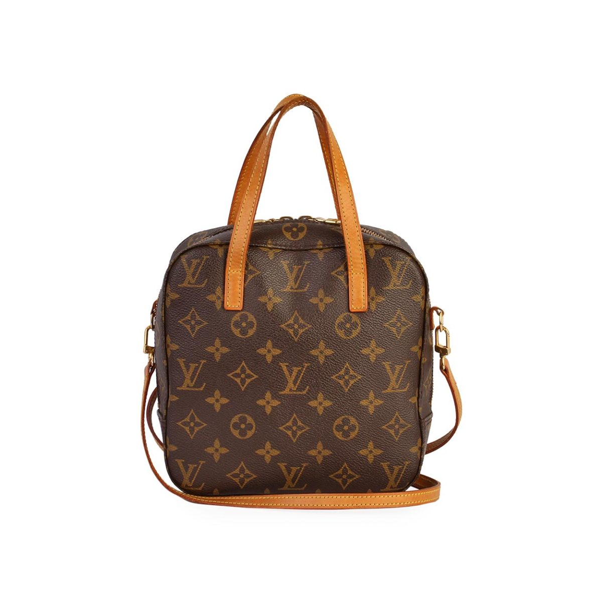 1fb5c37db LOUIS VUITTON Monogram Spontini Crossbody Bag | Luxity