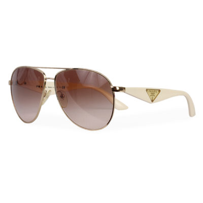 b7b8b6490200 PRADA Aviator Sunglasses SPR 53Q White