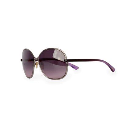 7bb5bb7815 TOM FORD Leila Sunglasses TF 222 Purple