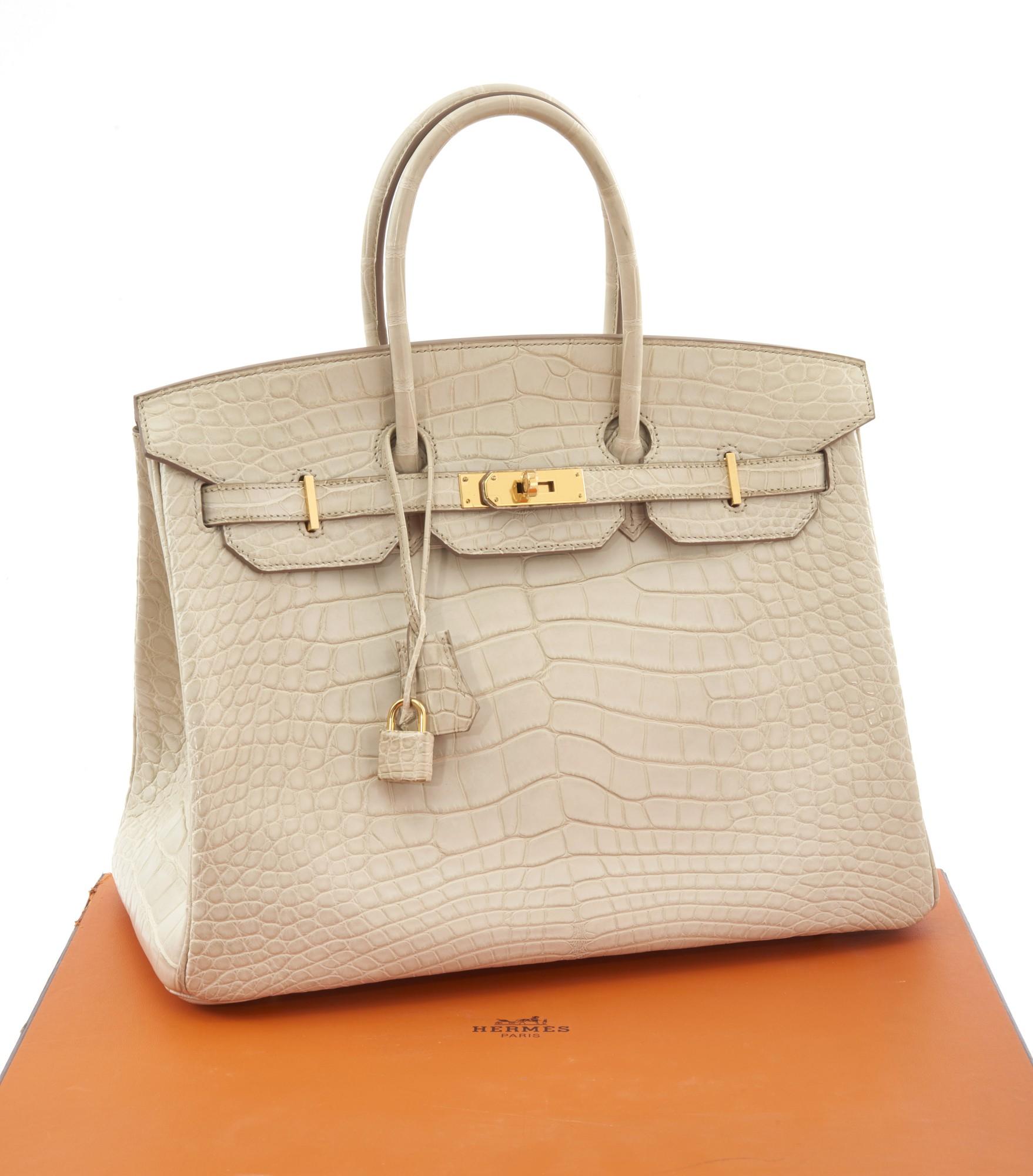 shape of birkin bag