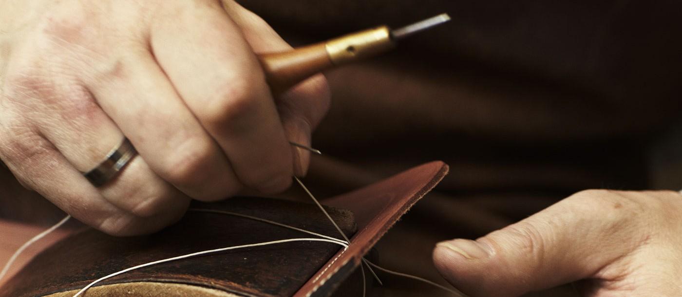 Hermes stitching for Birkin