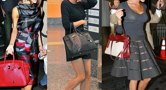 Celebs That Love Their Birkin Bags