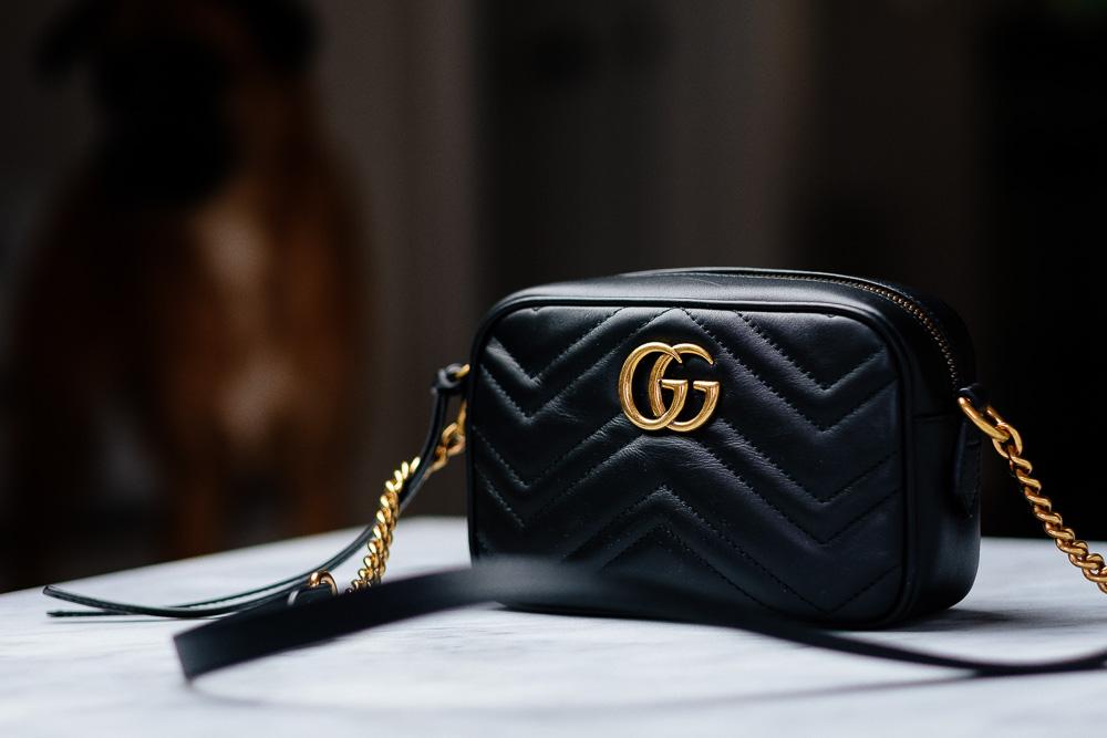 Gucci GG Marmont Mini Matelasse Tanzania East Africa