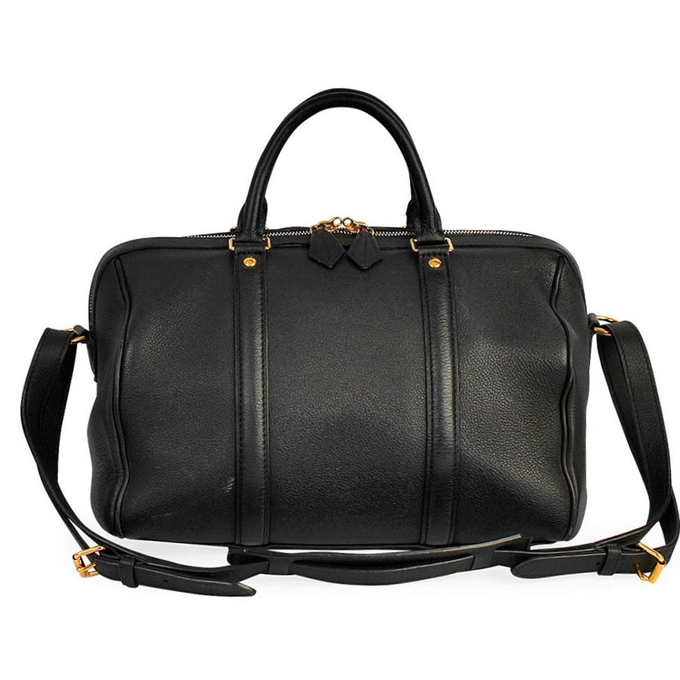 Calf Leather Sofia Coppola Mm Black