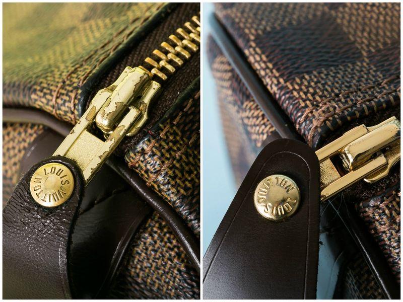 Fake versus Designer handbags