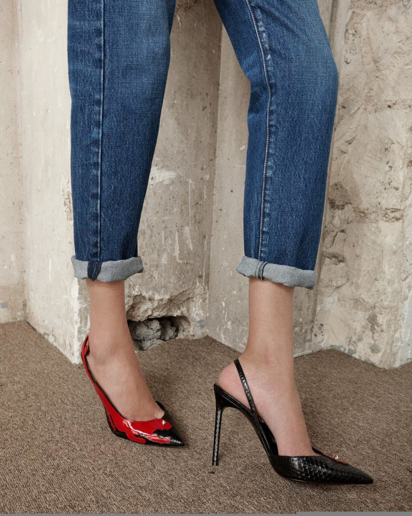 YSL Anja shoes