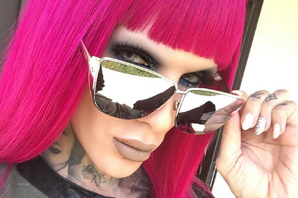 Jeffree Star Gucci Sunglasses