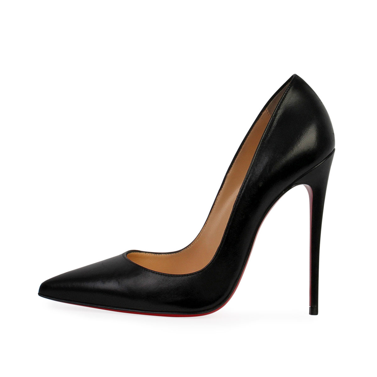 cheap for discount 48af8 3e316 CHRISTIAN LOUBOUTIN Leather So Kate 120 Pumps Black - S: 38 (5)