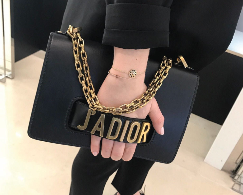 Dior J'adior Flap Bag