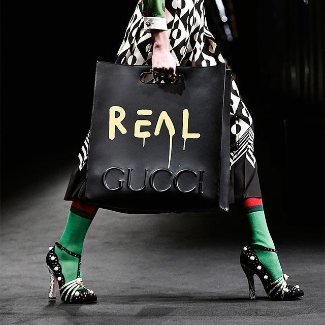 Gucci X Trevor Andrew
