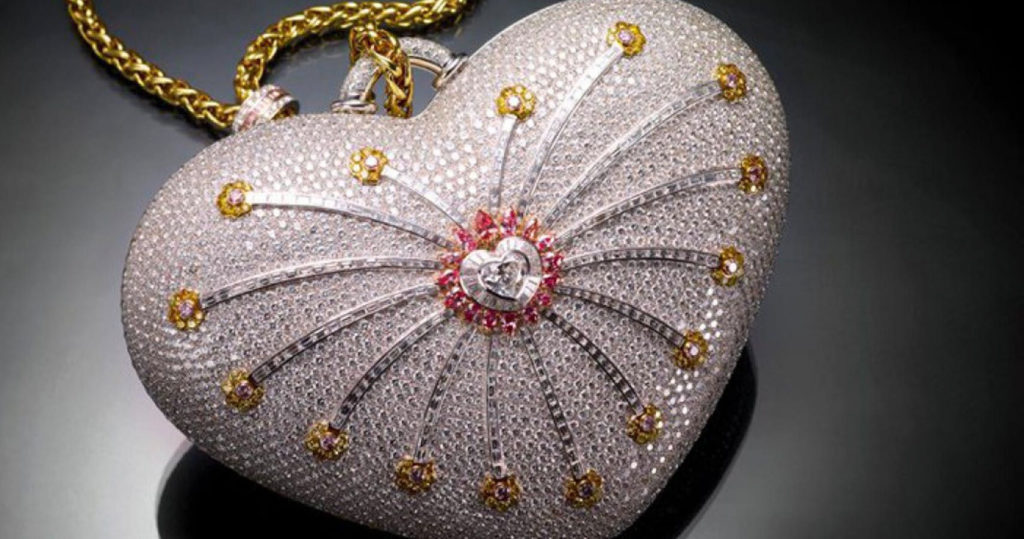 The 1001 Nights Diamond Purse by House of Mouawad