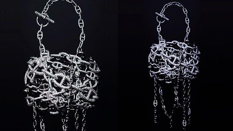 Hermès Chaine'd Ancre Bag