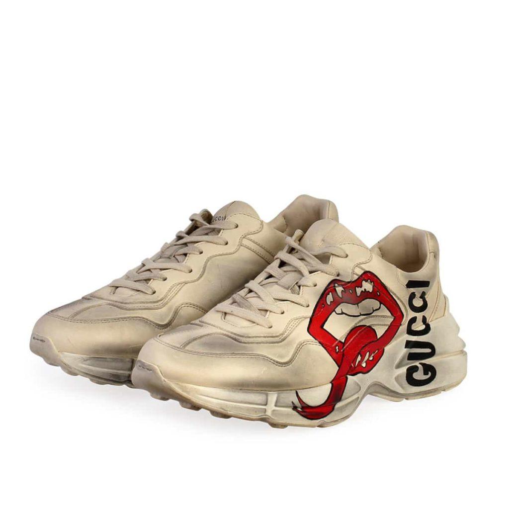 Weird Gucci Shoes