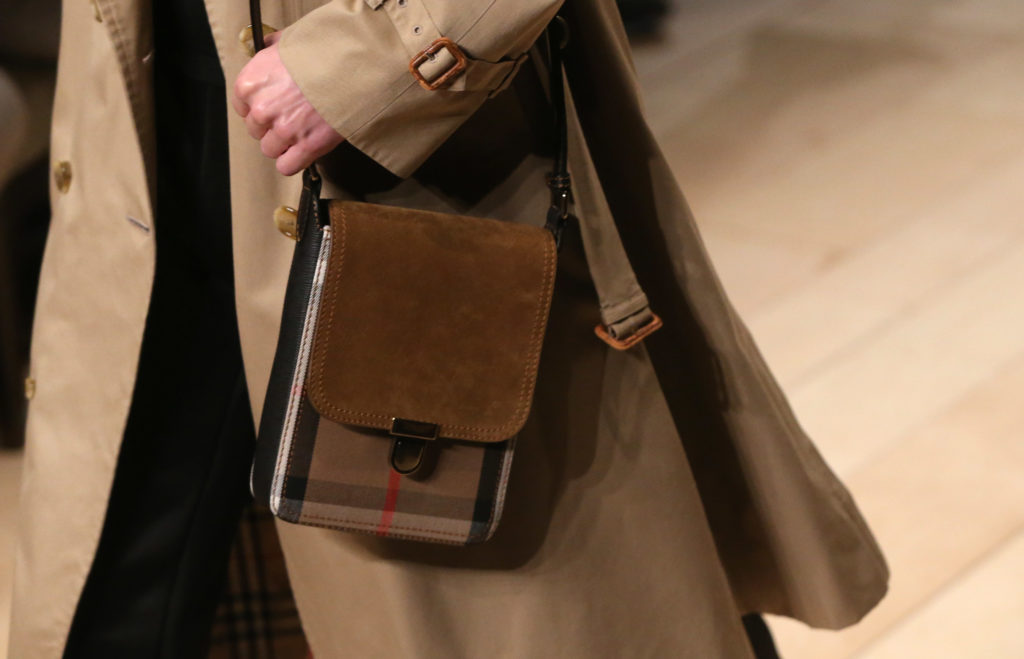 Burberry Travel Trench