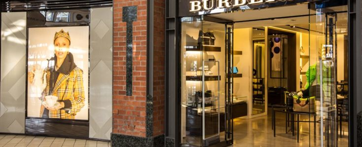 Where to Find a Burberry Store in South Africa