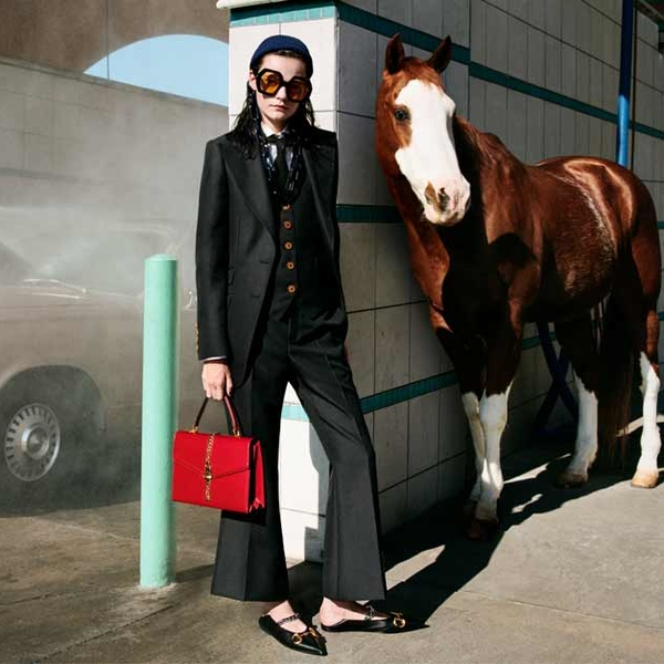 Gucci Branding Inspired by Horses