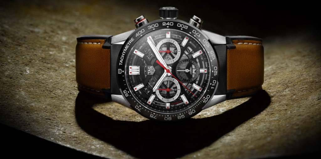TAG luxury watches