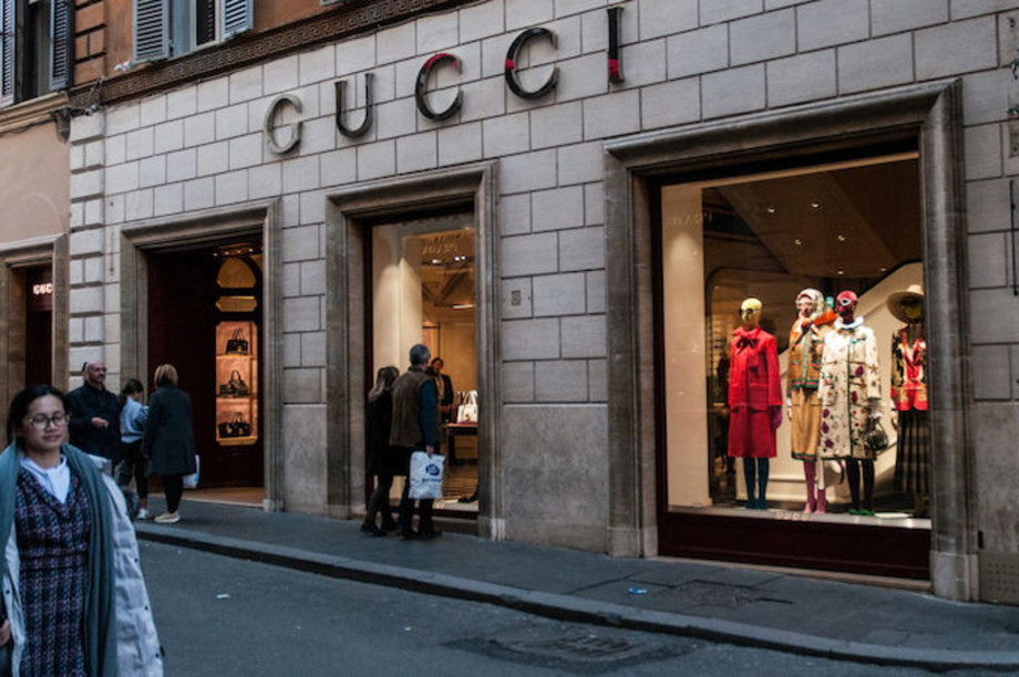 The power of Gucci