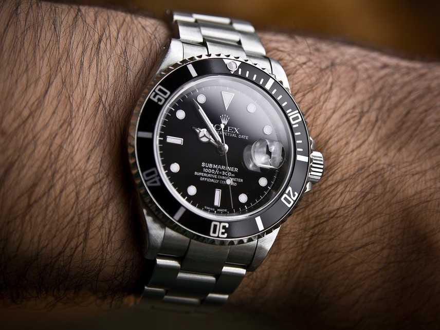Rolex Craftmanship