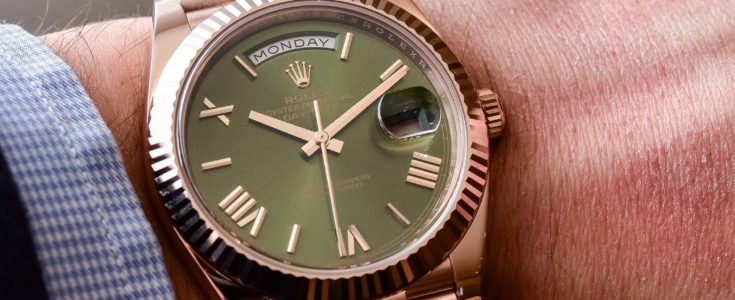 10 Things You Didn't Know About Rolex Watches